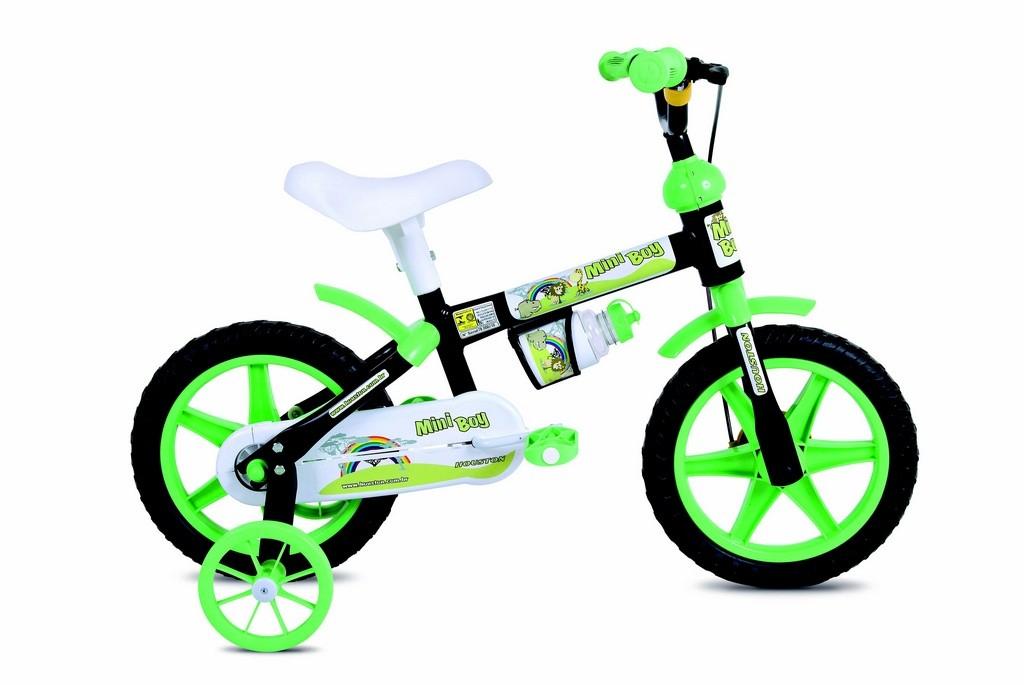 Bicicleta Aro 12 Mini Boy MB12J - Houston