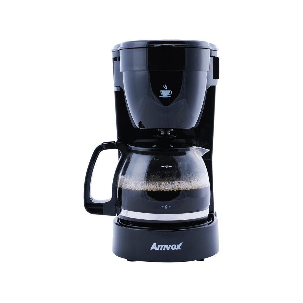 Cafeteira Elétrica Amvox ACF227 NEW Colher dosadora Café 14 xícaras
