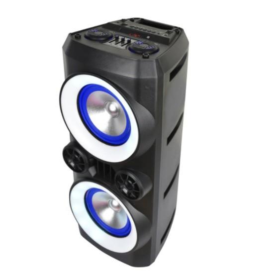 Caixa de Som Mini Torre Neon X 300W SP379 Multilaser