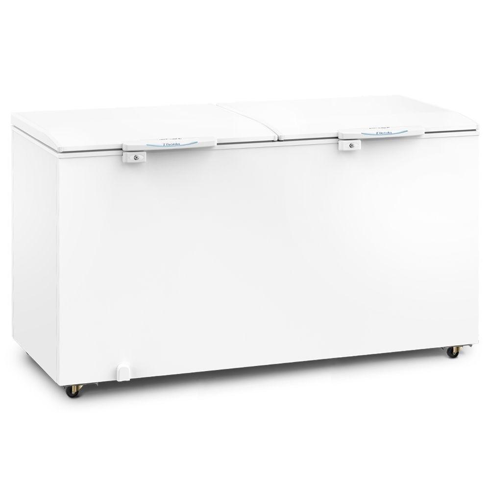 Freezer 2 portas 477 litros H500 - Electrolux
