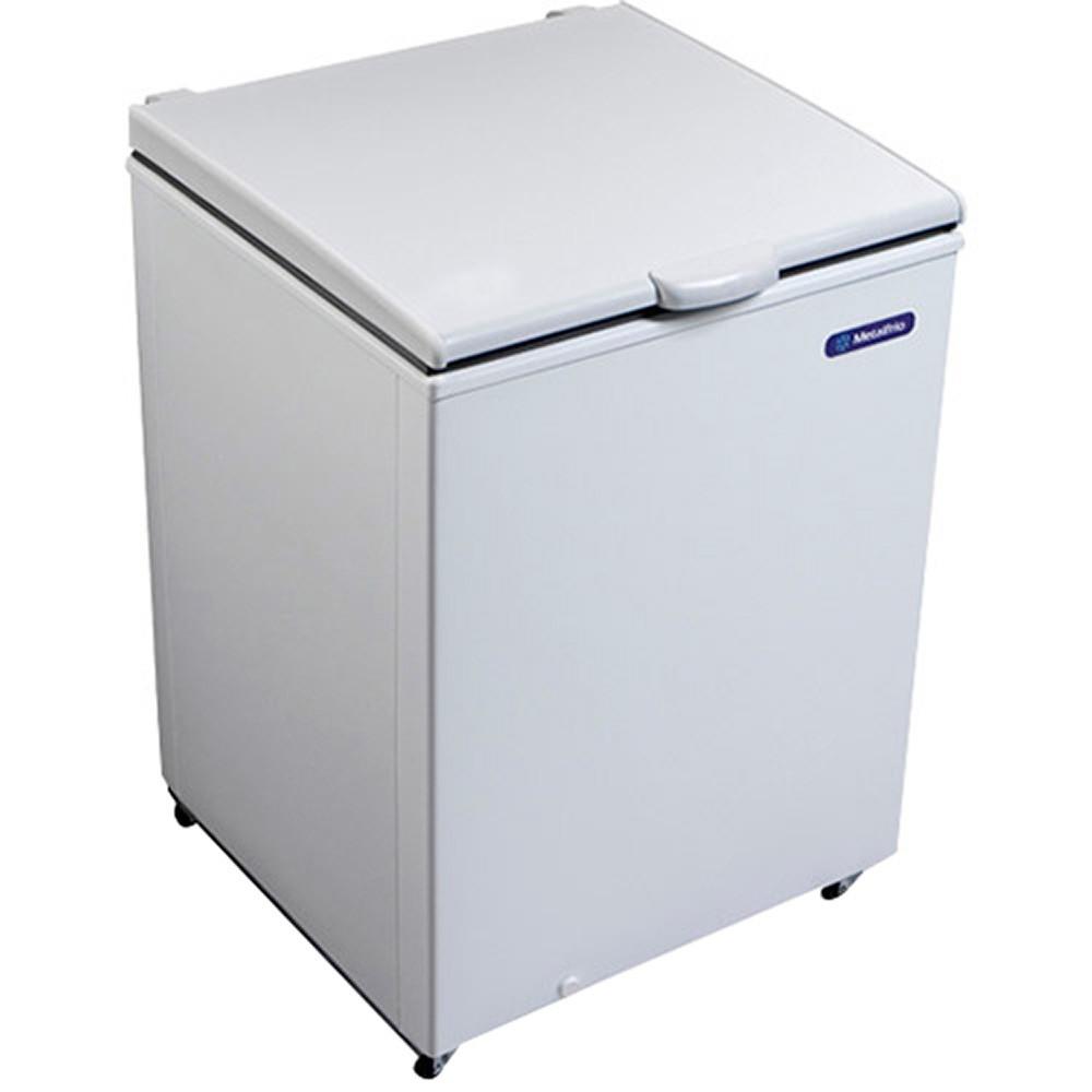 Freezer e Refrigerador Horizontal Dupla Ação Metalfrio DA170 1 Tampa 166 litros