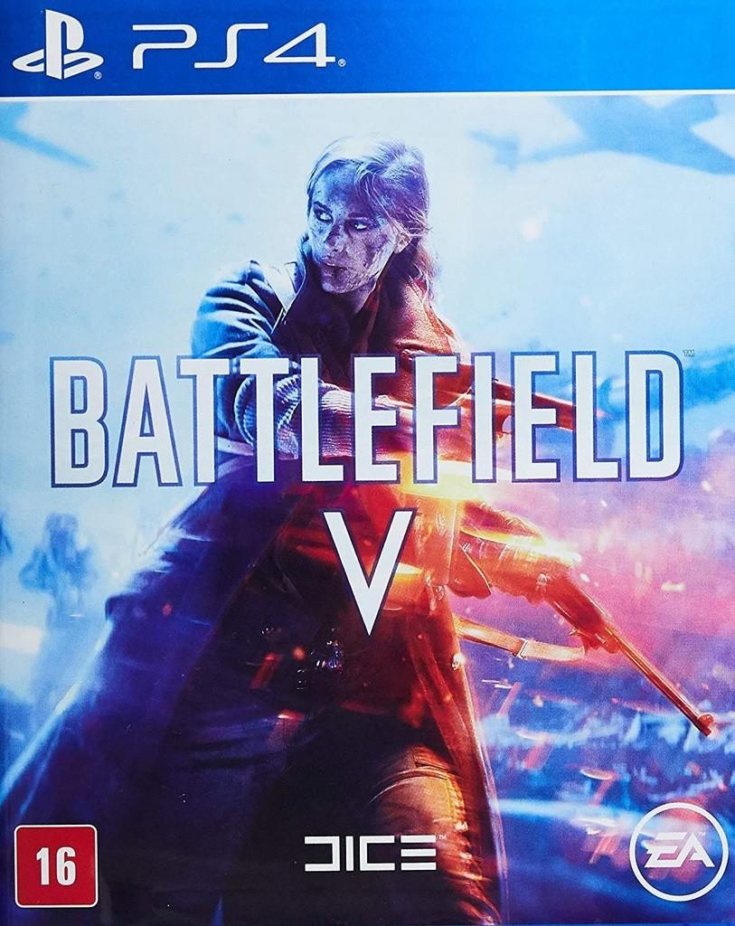 Game Ps4 Battlefield V