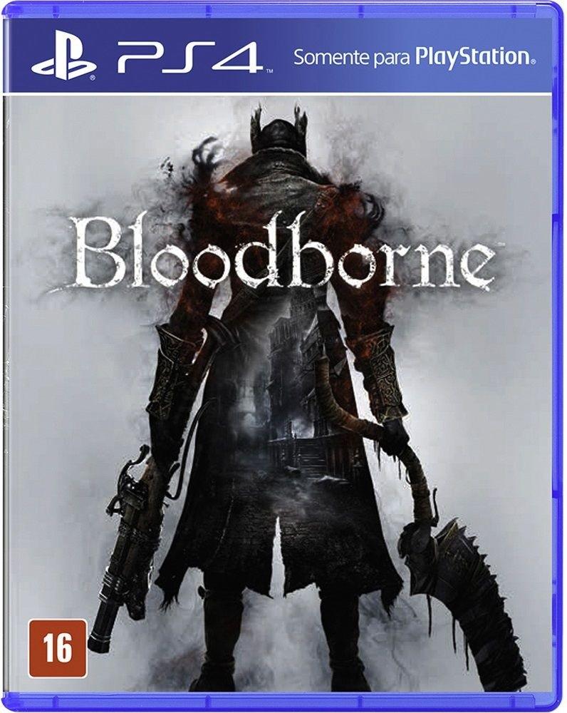 Game Ps4 Bloodborne