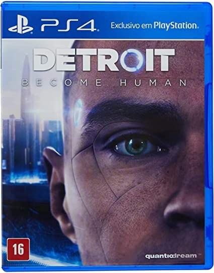 Game Ps4 Detroit Become Human