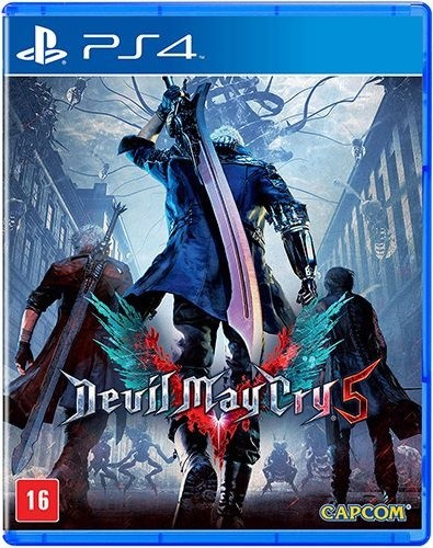 Game Ps4 Devil May Cry 5