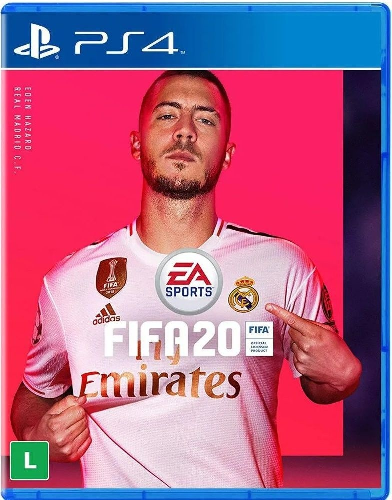 Game Ps4 Fifa 20
