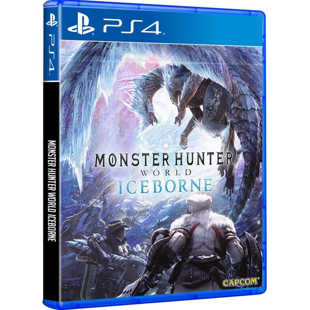 Game Ps4 Monster Hunter World