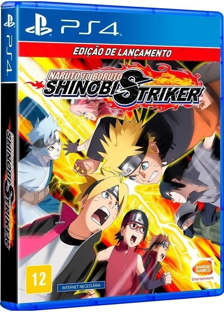 Game Ps4 Naruto To Boruto Shinobi Strike