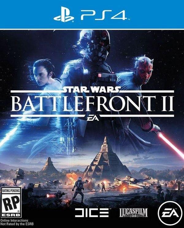 Game Ps4 Star Wars Battlefront
