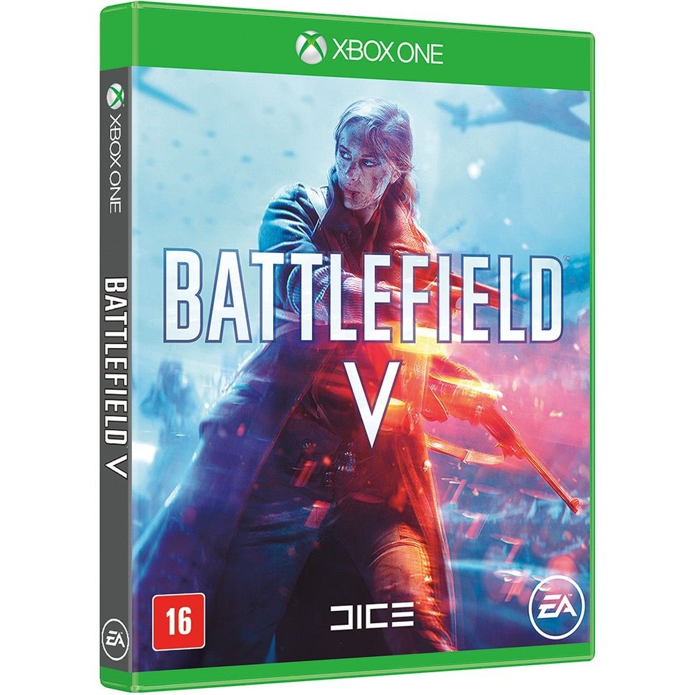 Game Xbox One Battlefield V