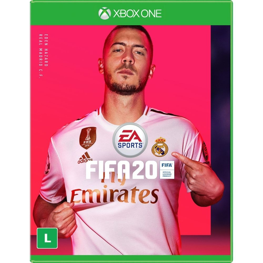 Game Xbox One Fifa 20