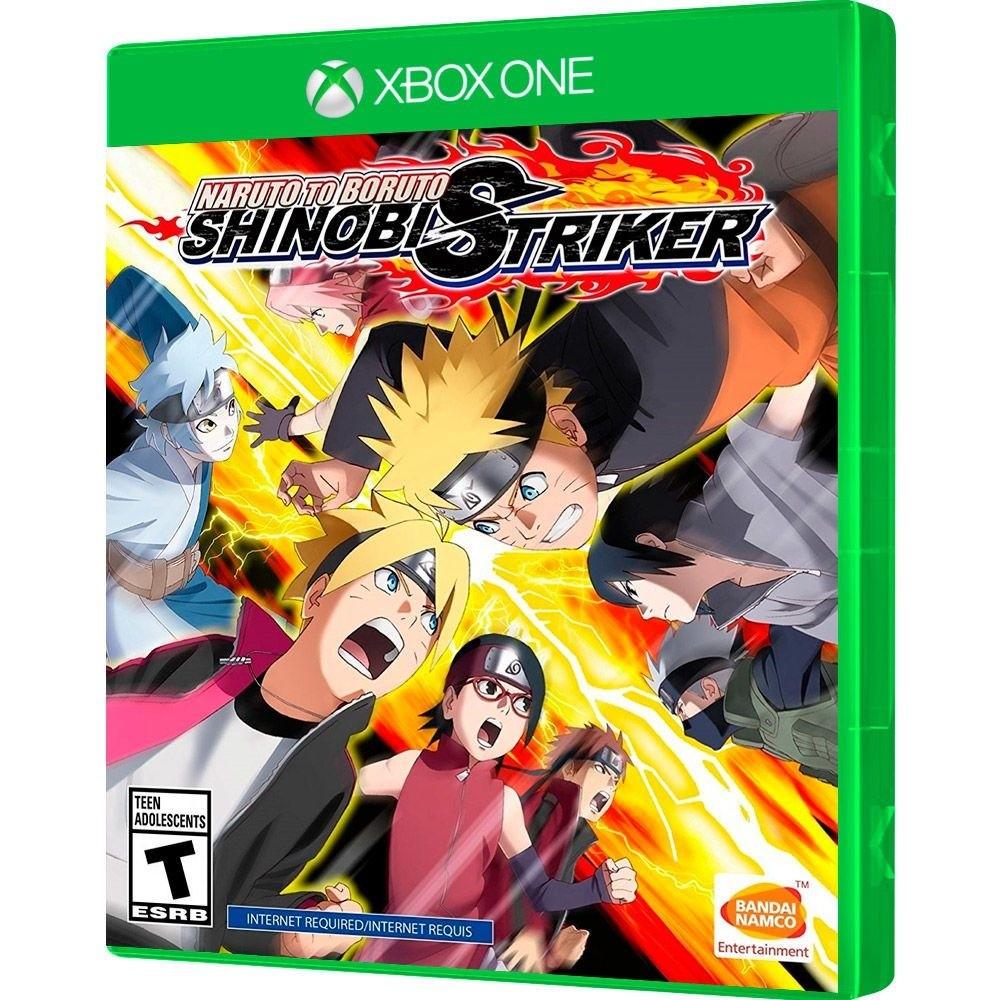 Game Xbox One Naruto To Boruto Shinobi Striker