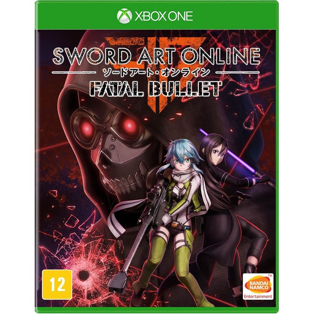 Game Xbox One SAO Fatal Bullet