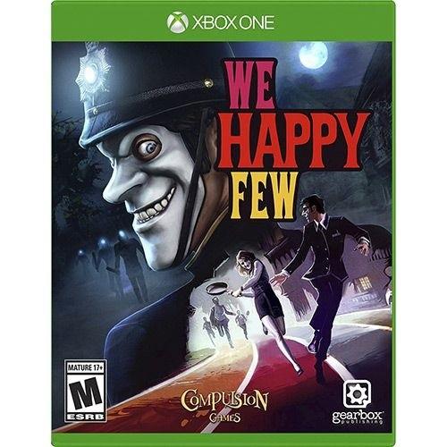 Game Xbox One We Happy Few