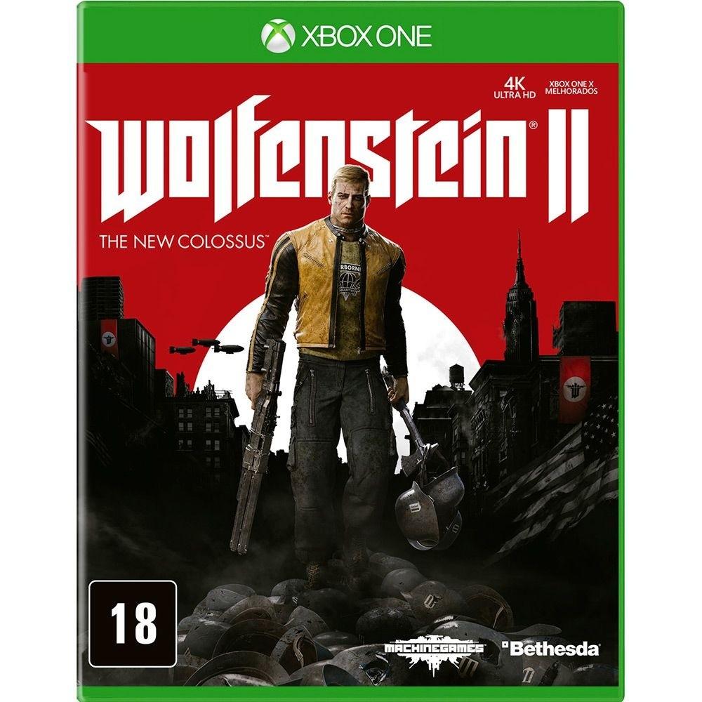 Game Xbox One Wolfenstein II