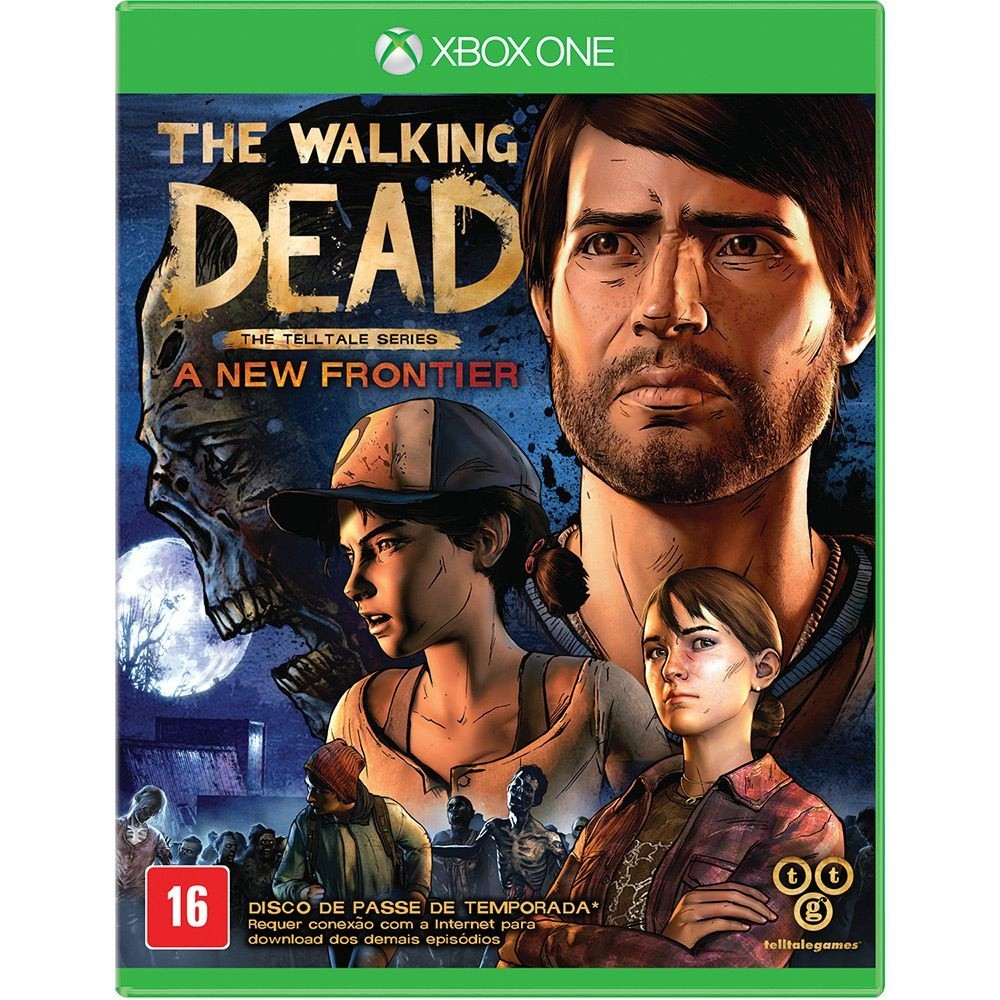 Game Xbox The Walking Dead: One New Frontier