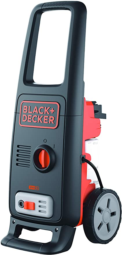 LAVADORA PRESSAO BW16 MAX BLACK & DECKER