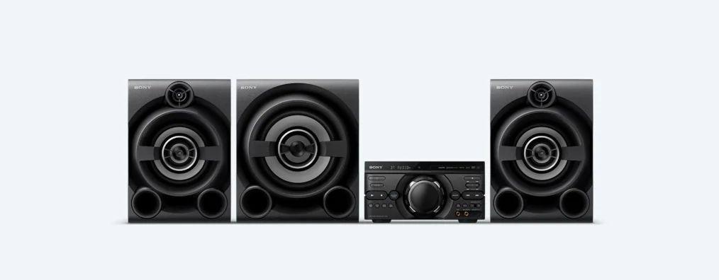 Mini System Sony 2150W MHCM80D - Bivolt