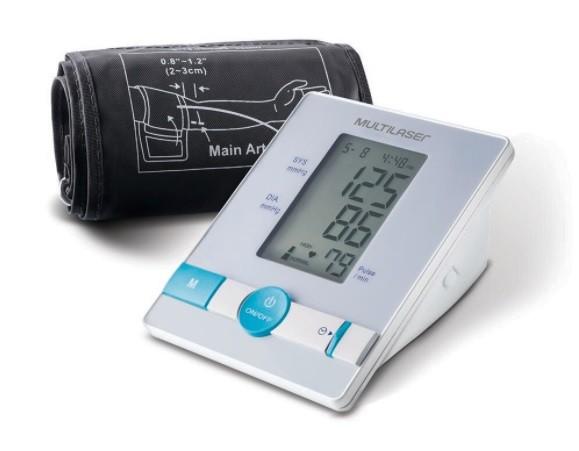 Monitor De Pressão Arterial Digital HC076 - Multilaser