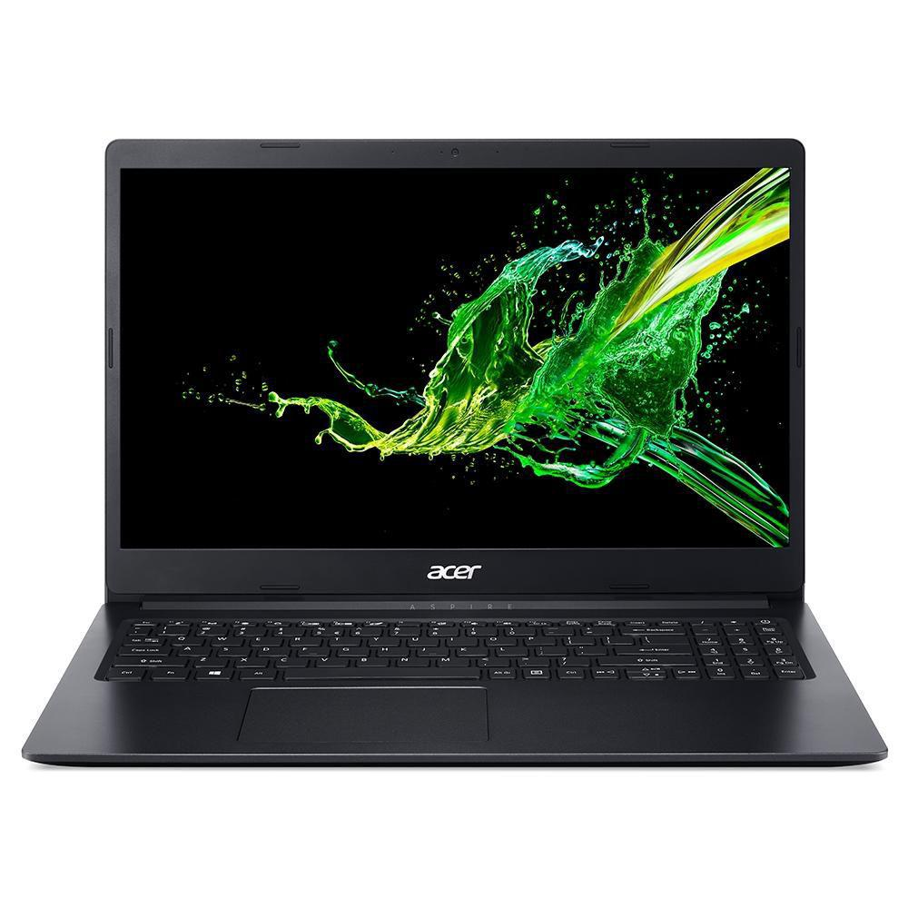 Notebook Acer Aspire A315-34-C5EY Celeron N4000 4GB RAM 500GB Windows 10 Home Tela 15,6""