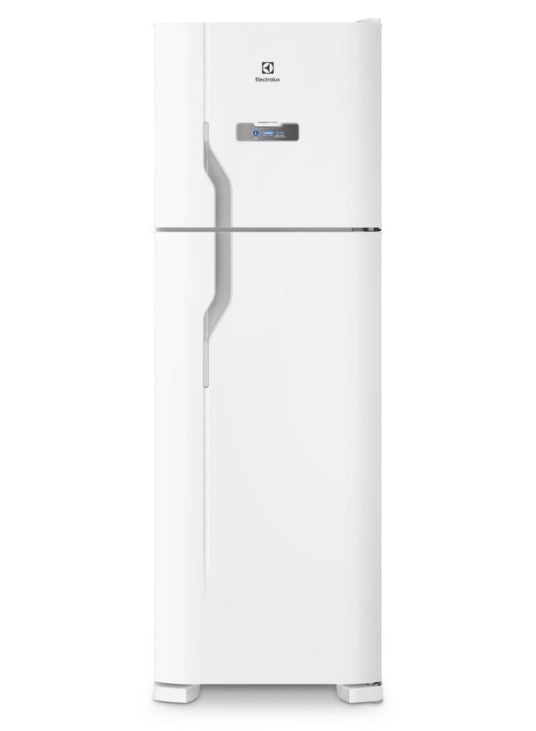 Refrigerador 2 portas 370 litros DFN41 Branco- Electrolux