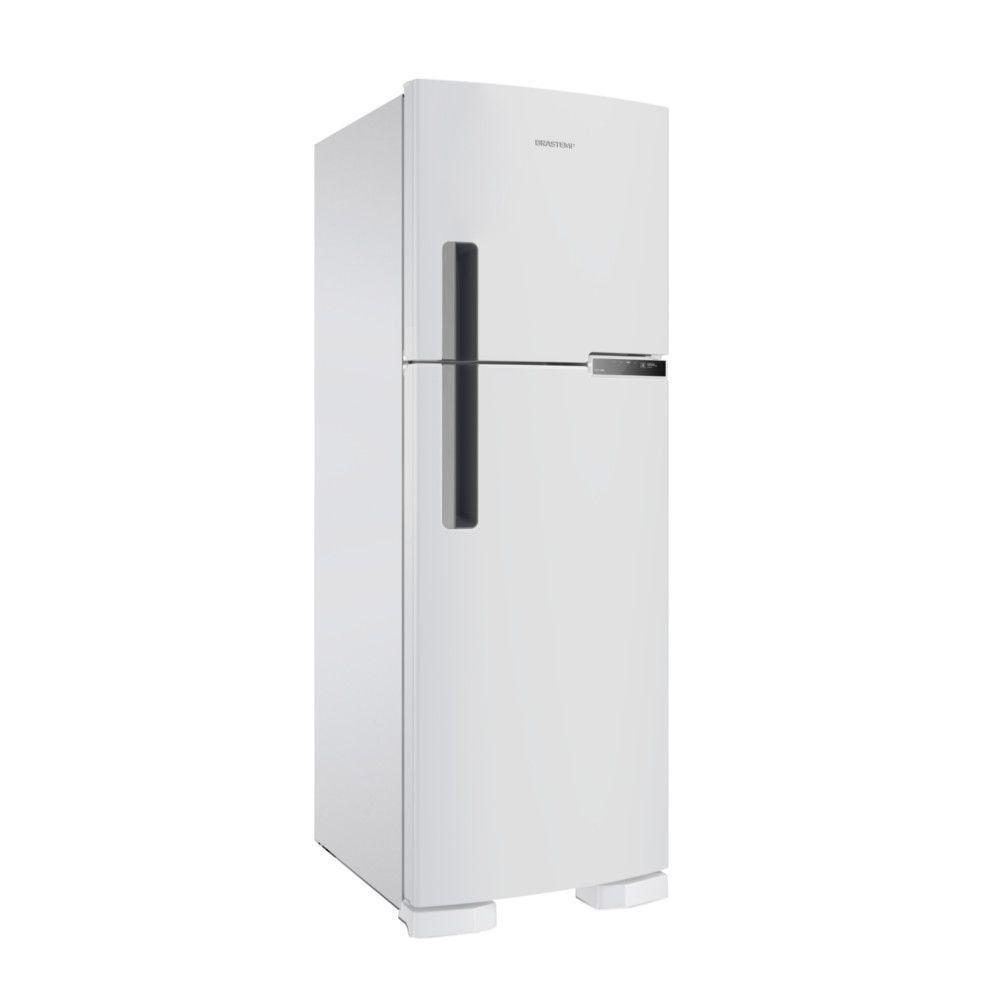 Refrigerador 2 portas 375 litros BRM44HBANA Branco - Brastemp