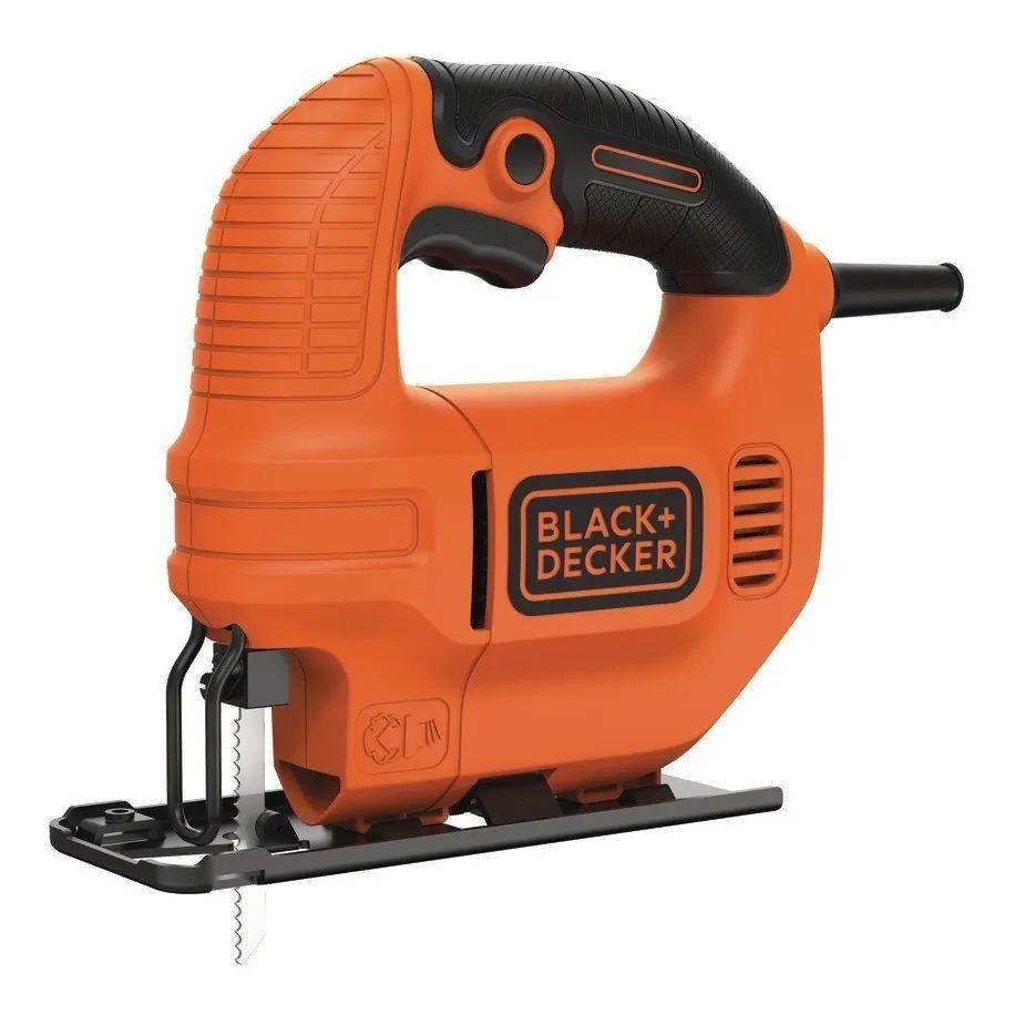 Serra Tico-Tico 420w KS501-B2 1 Velocidade 220v Black & Decker