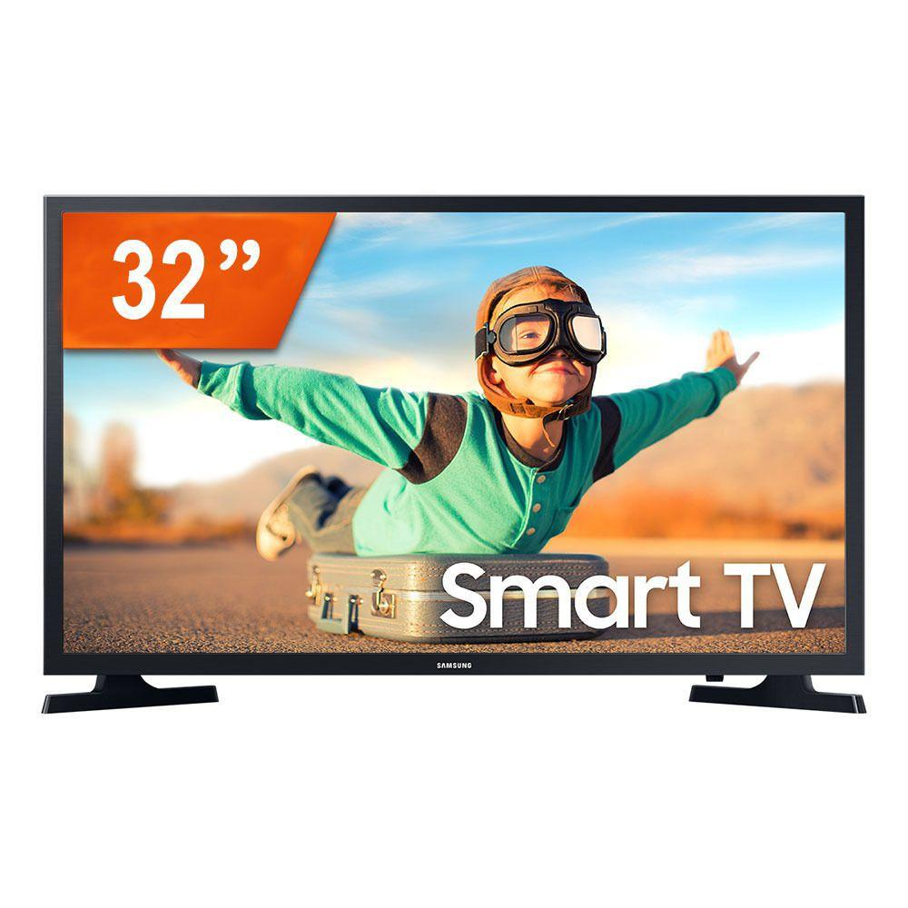"Smart TV LED 32"" Samsung LH32BETBLGGXZD HD 2 HDMI USB Wifi"
