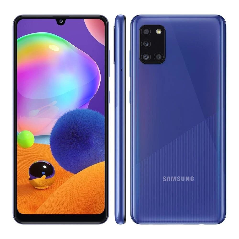 Smartphone Samsung Galaxy A31 Azul
