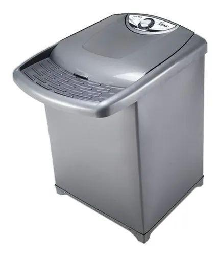 Tanquinho Lave Mais 2,4kg Prata