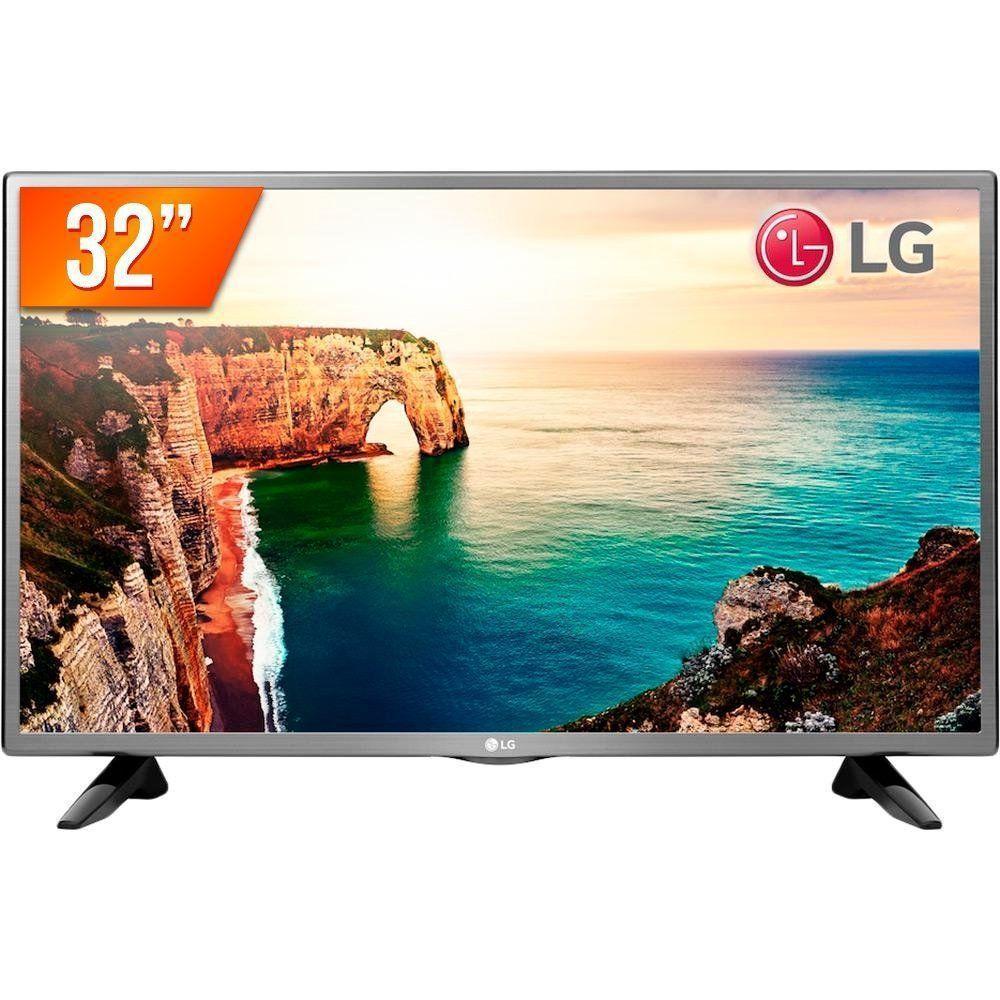 TV Led 32 LG 32LT330HBSB 2 Hdmi 1 Usb