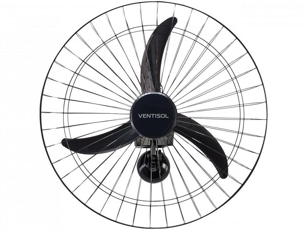 Ventilador Parede 60CM Ventisol Premium - Bivolt