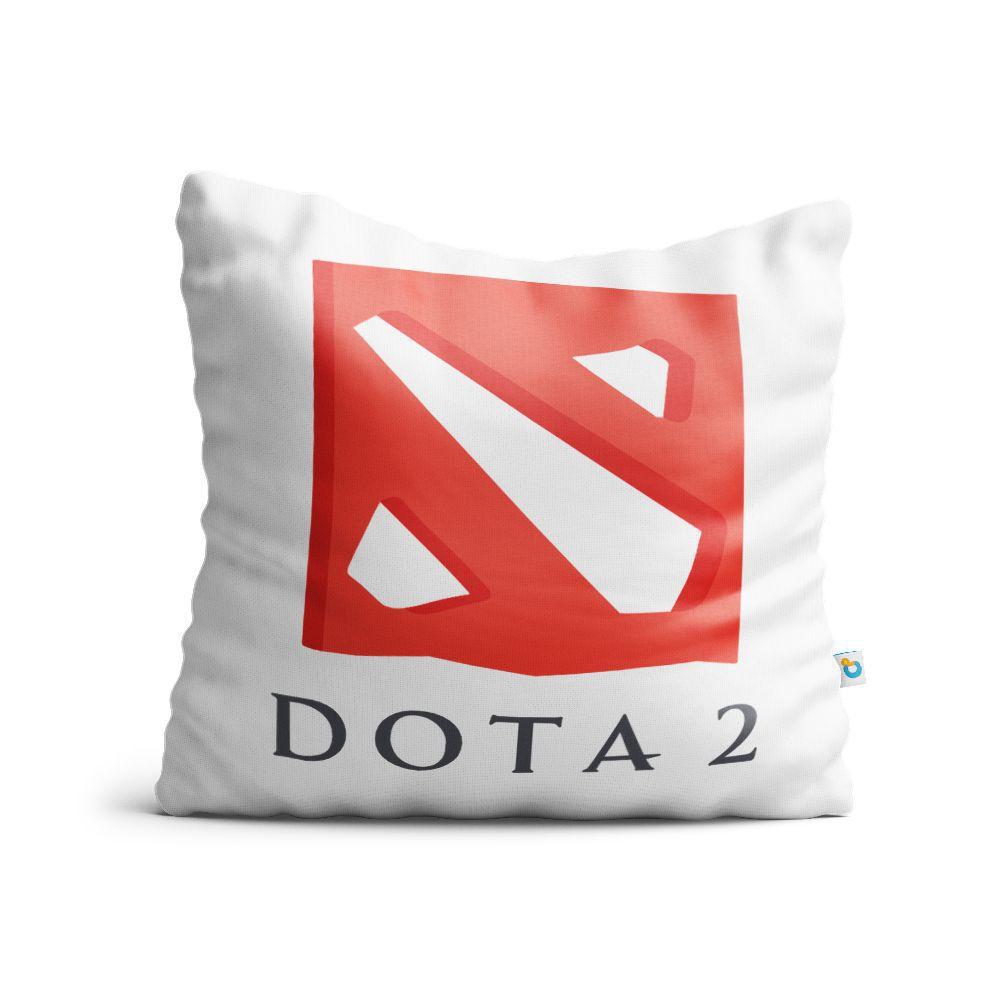 Almofada Dota2 Logo