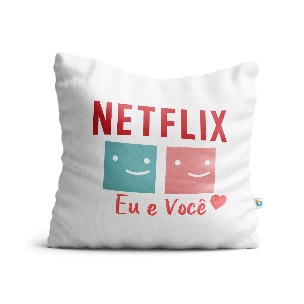 Almofada Netflix