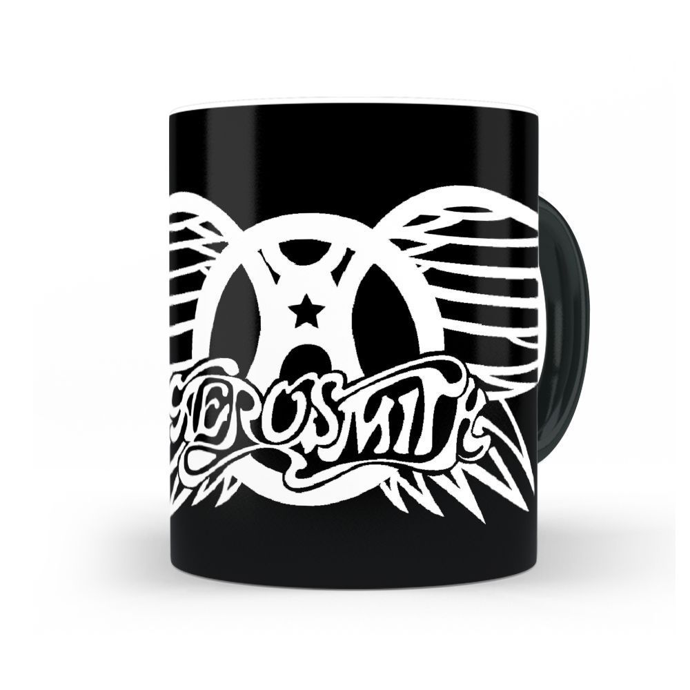 Caneca Aerosmith