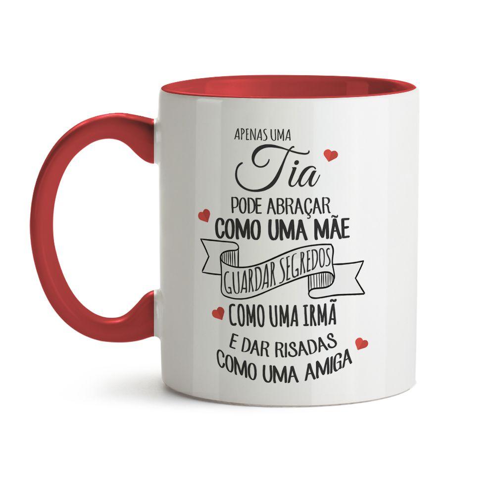Caneca - Amor De Tia