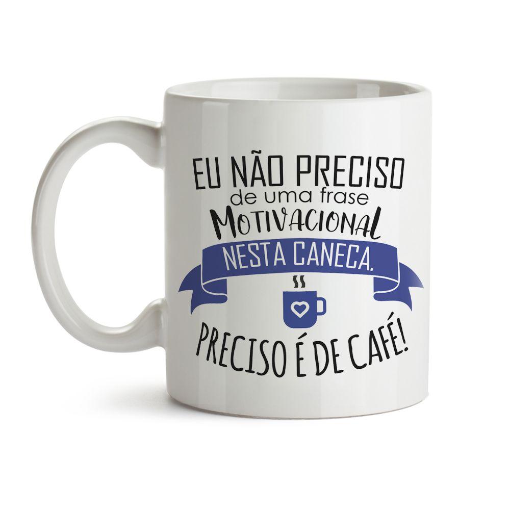 Caneca Apenas De Café