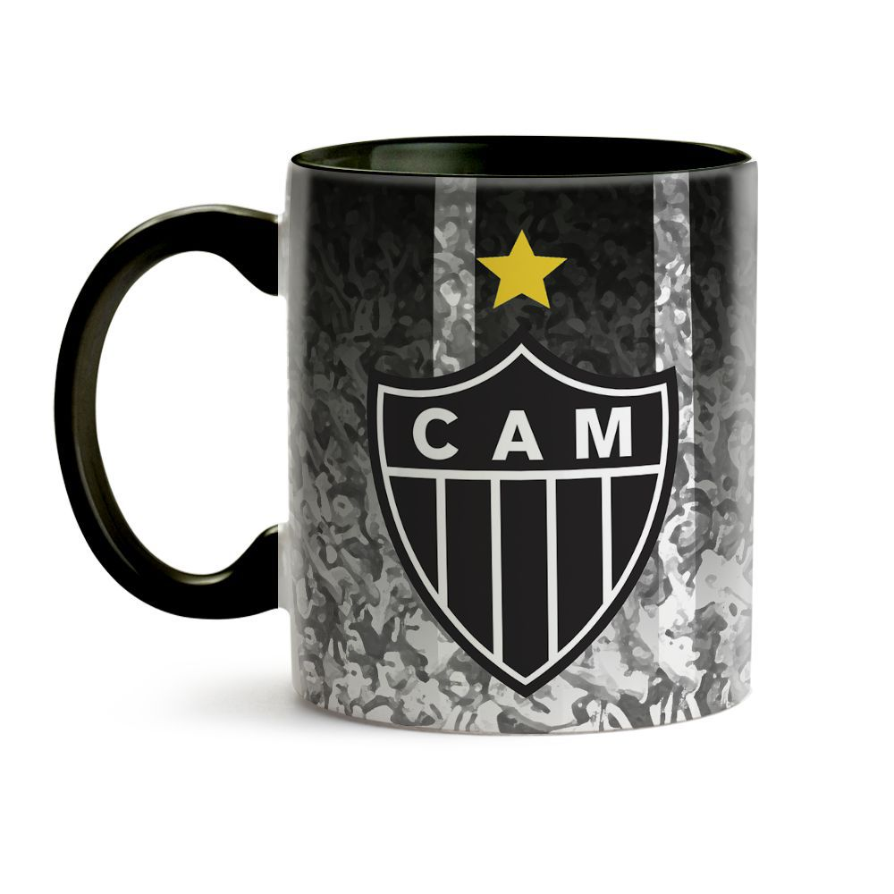 Caneca Atletico Mineiro Galo Forte Vingador