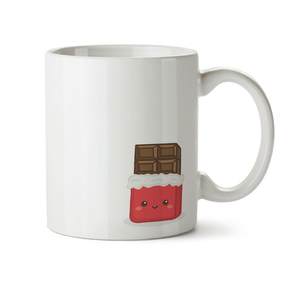 Caneca Comidinhas - Chocolate Te Entende