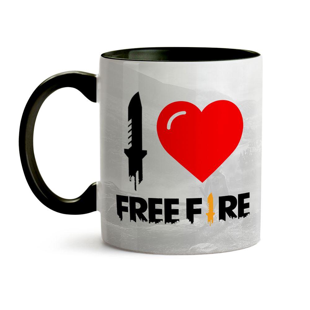 Caneca Game - Freefire 09