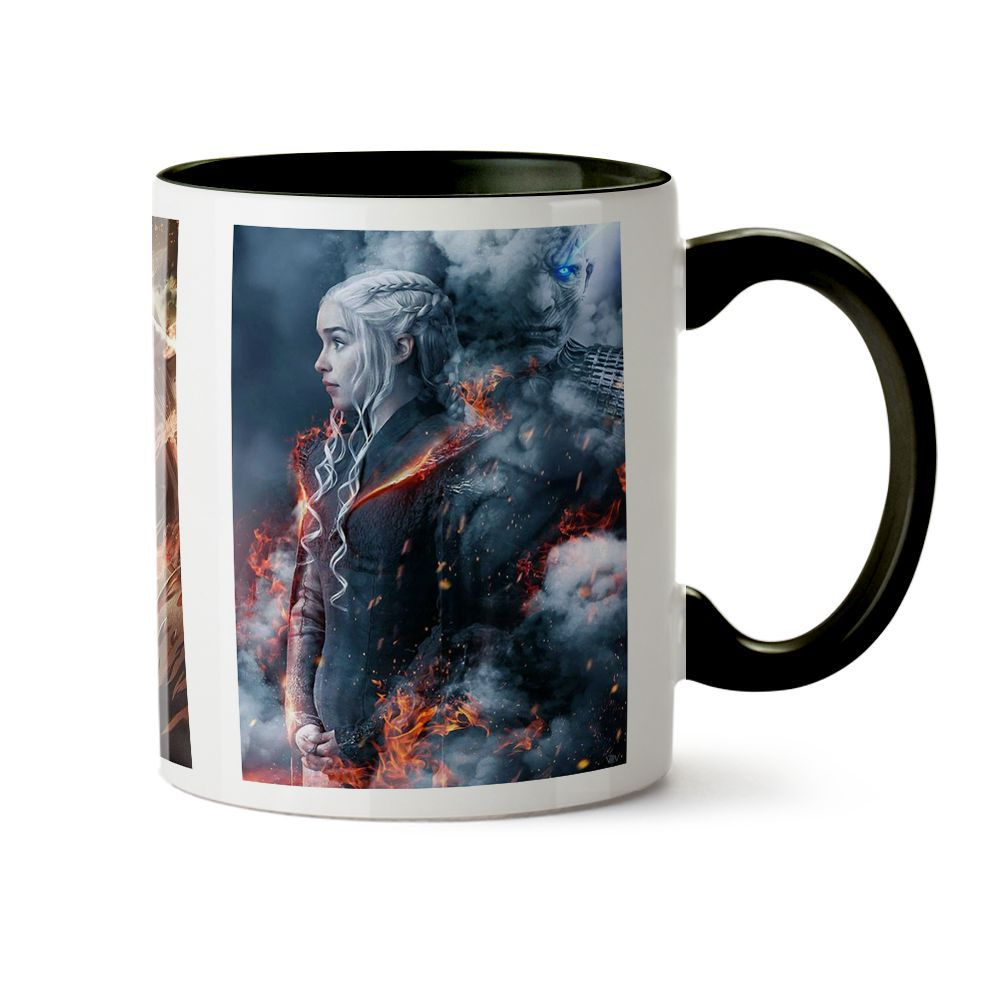 Caneca Game Of Thrones  Daenerys Poster