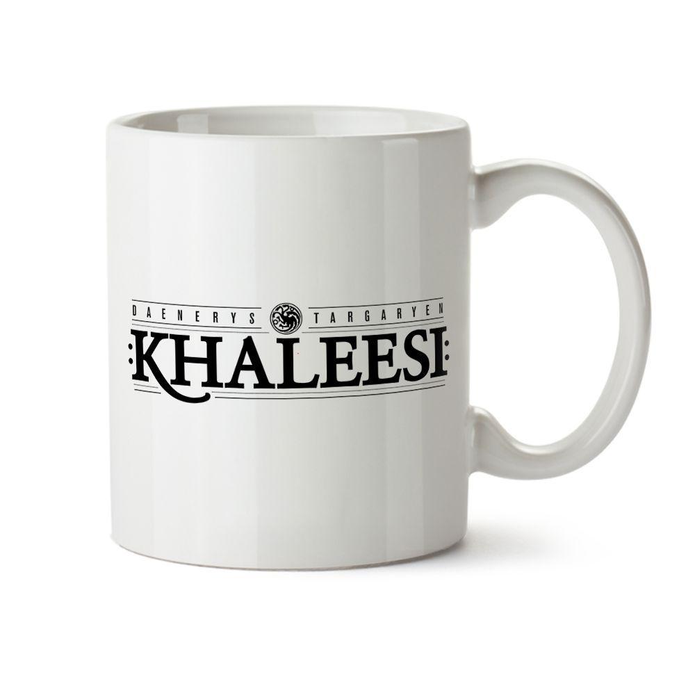 Caneca Game Of Thrones Khaleesi