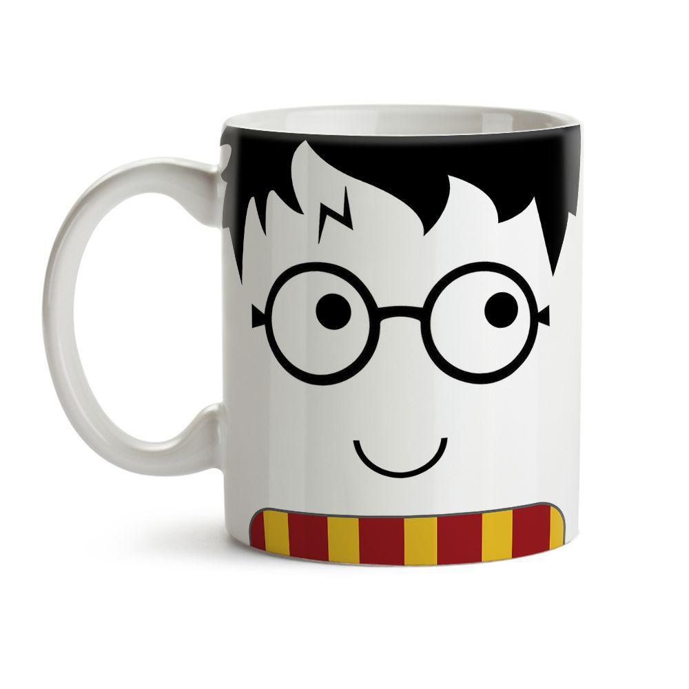 Caneca Harry Potter - Frase