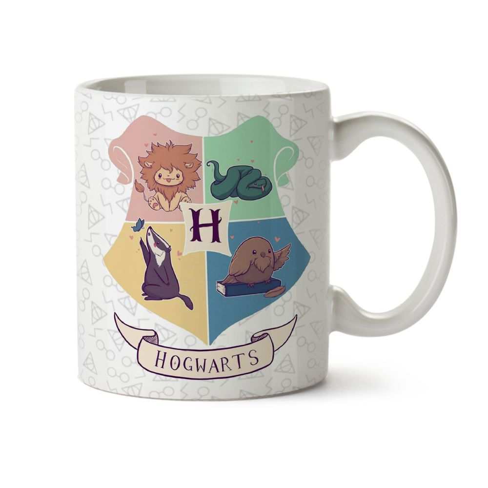 Caneca Harry Potter Quadribol 03