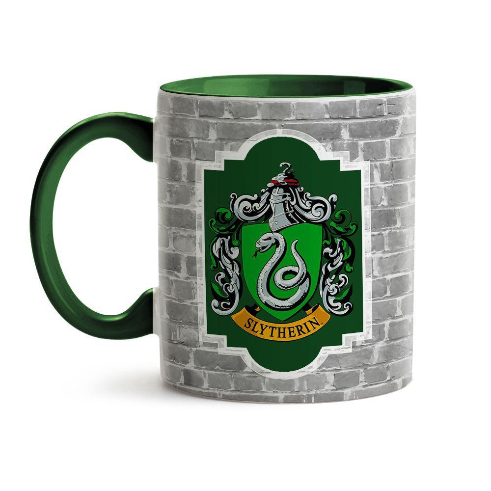 Caneca Harry Potter Sonserina 04