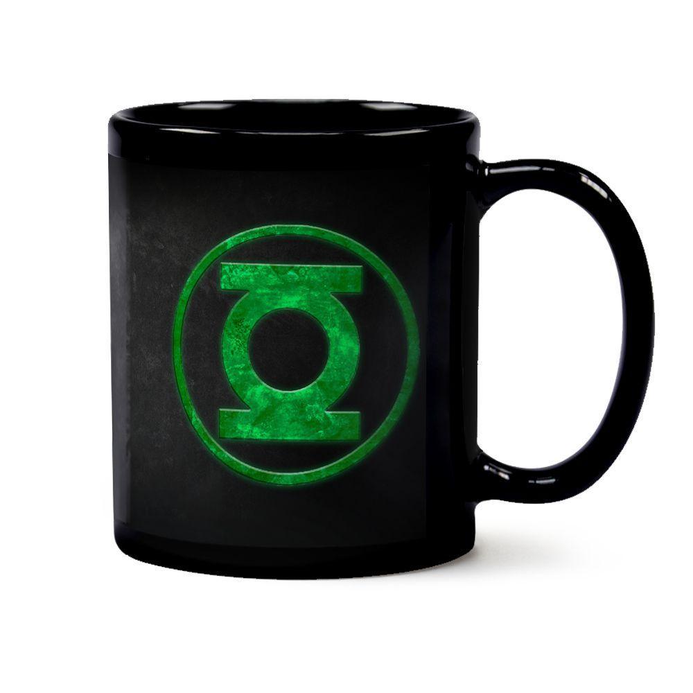 Caneca Liga Da Justiça Lanterna Verde