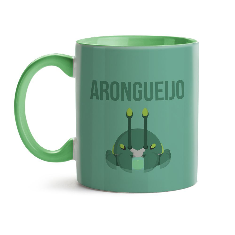 Caneca Lol - Arongueijo