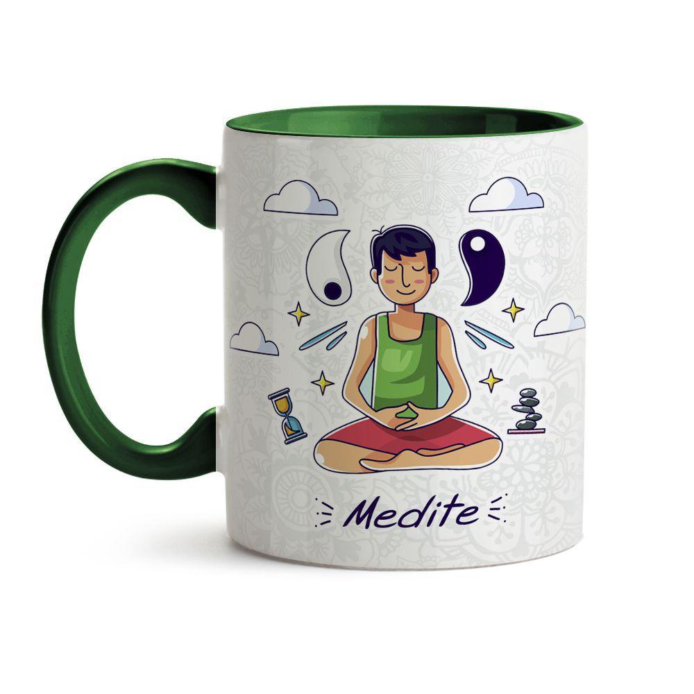 Caneca - Medite