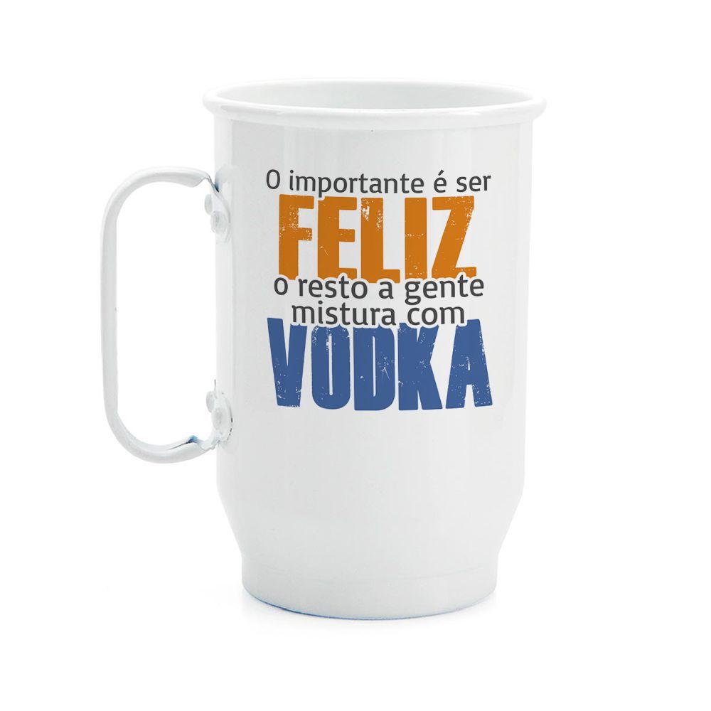 Caneca - Mistura Com Vodka