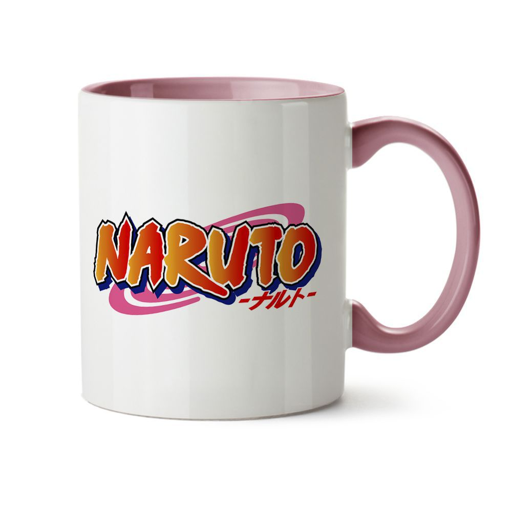 Caneca Naruto - Love